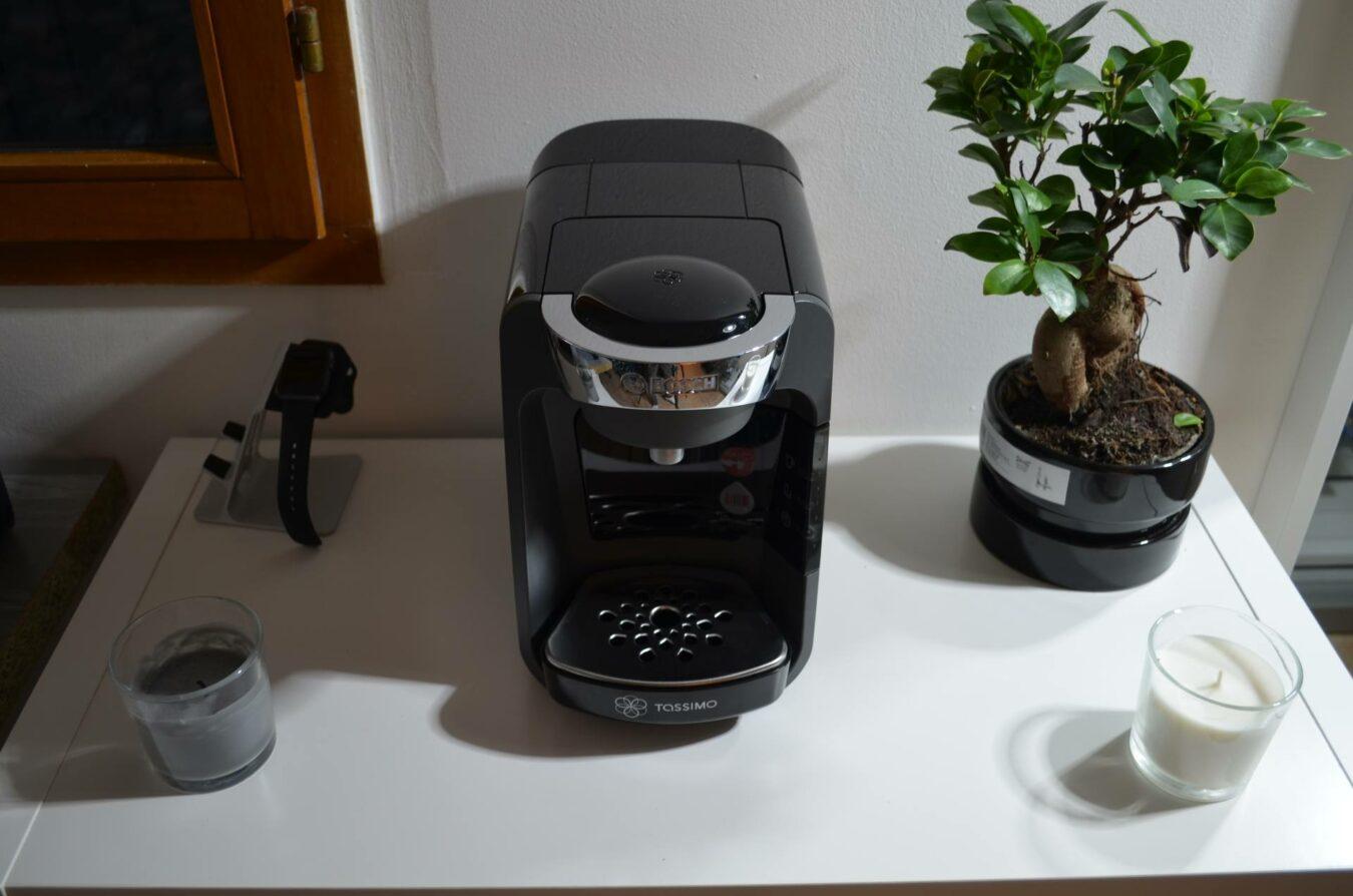 Photo de [TEST] La praticité d'une machine à café dans la Tassimo SUNY