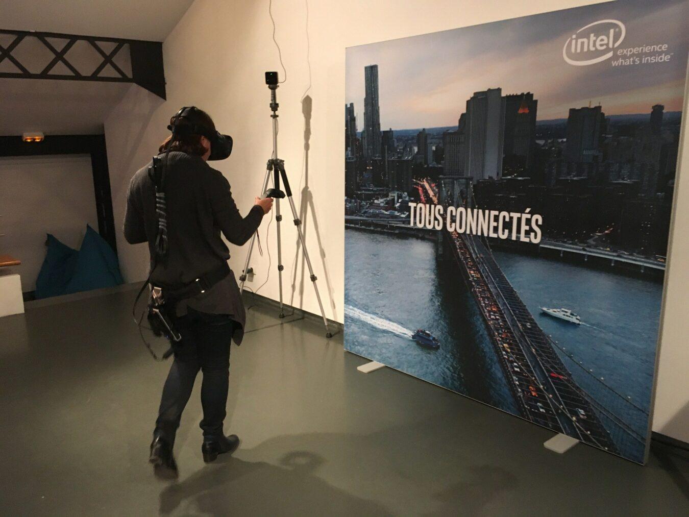 Photo de [NEWS] Soirée Intel Connected Club