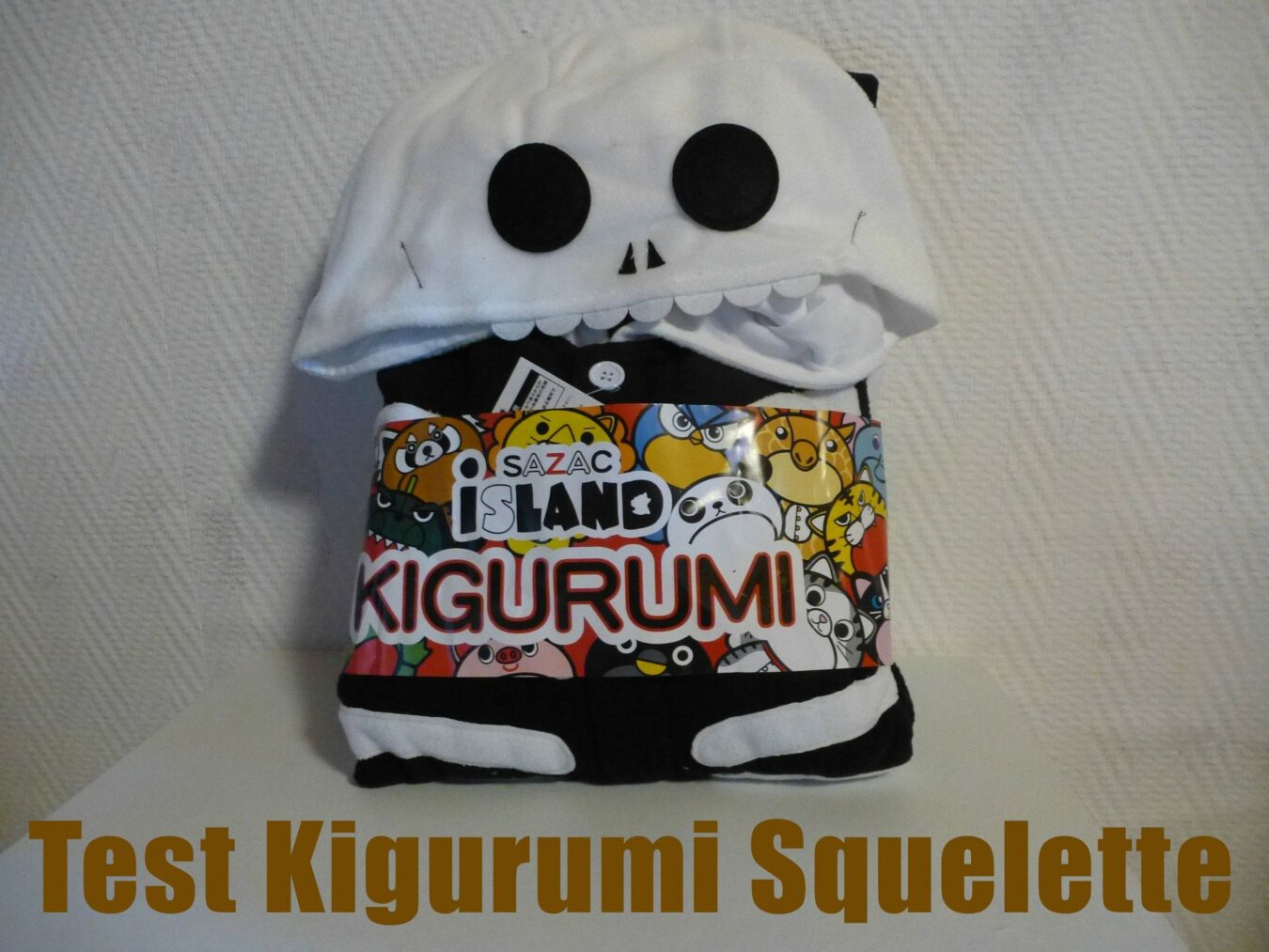 Photo of [TEST] Luttons contre le froid avec le Kigurumi Squelette !