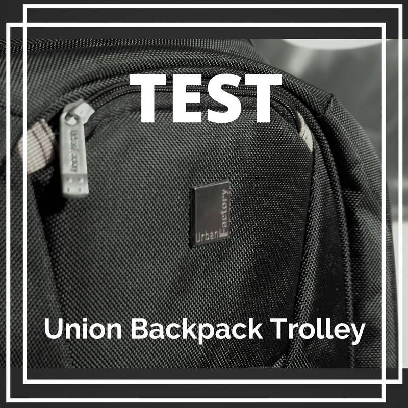 Photo of [TEST] Sac à dos Trolley pour PC, mais il est super beau !