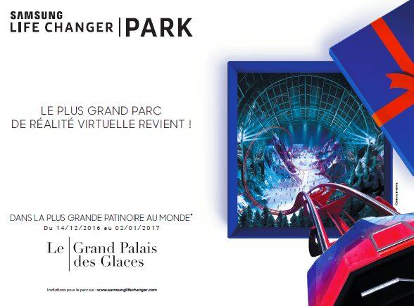 Samsung Life Changer Park