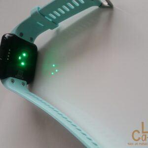 Côté de la montre ForeRunner35