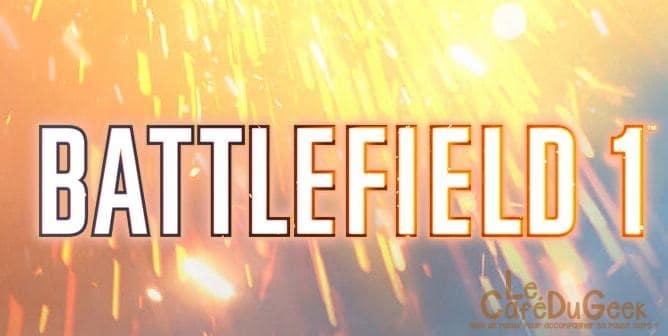Photo de [Test] Battlefield 1 avec Kinguin