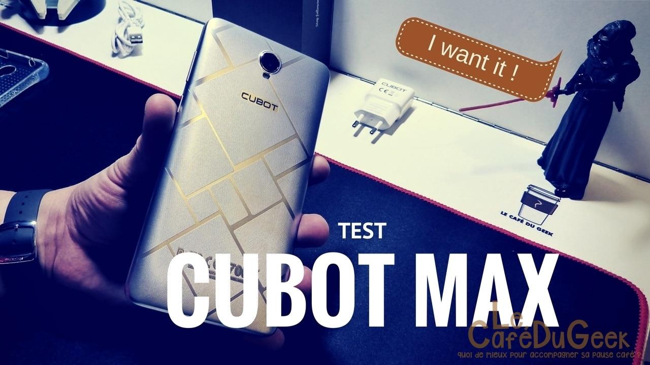 Cubot Max