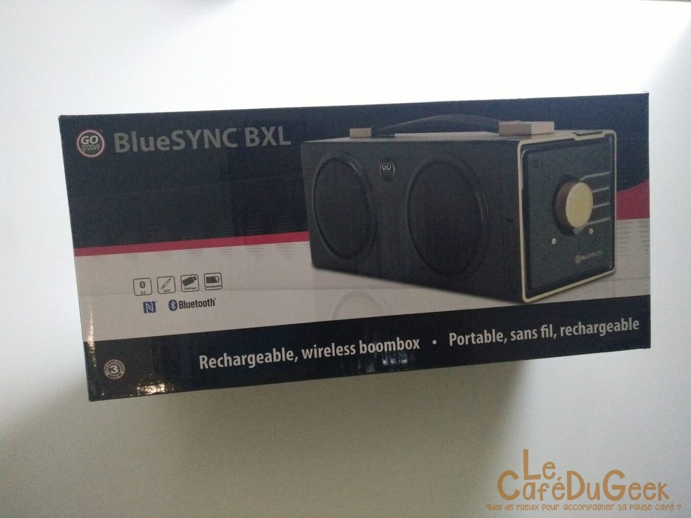 Photo de [TEST] GOgroove Bluesync BXL – Une enceinte bluetooth abordable