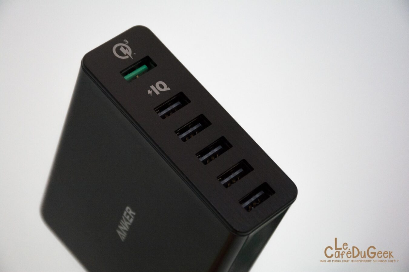 Photo de [TEST] Chargé à bloc ! PowerCore et PowerPort+ Anker