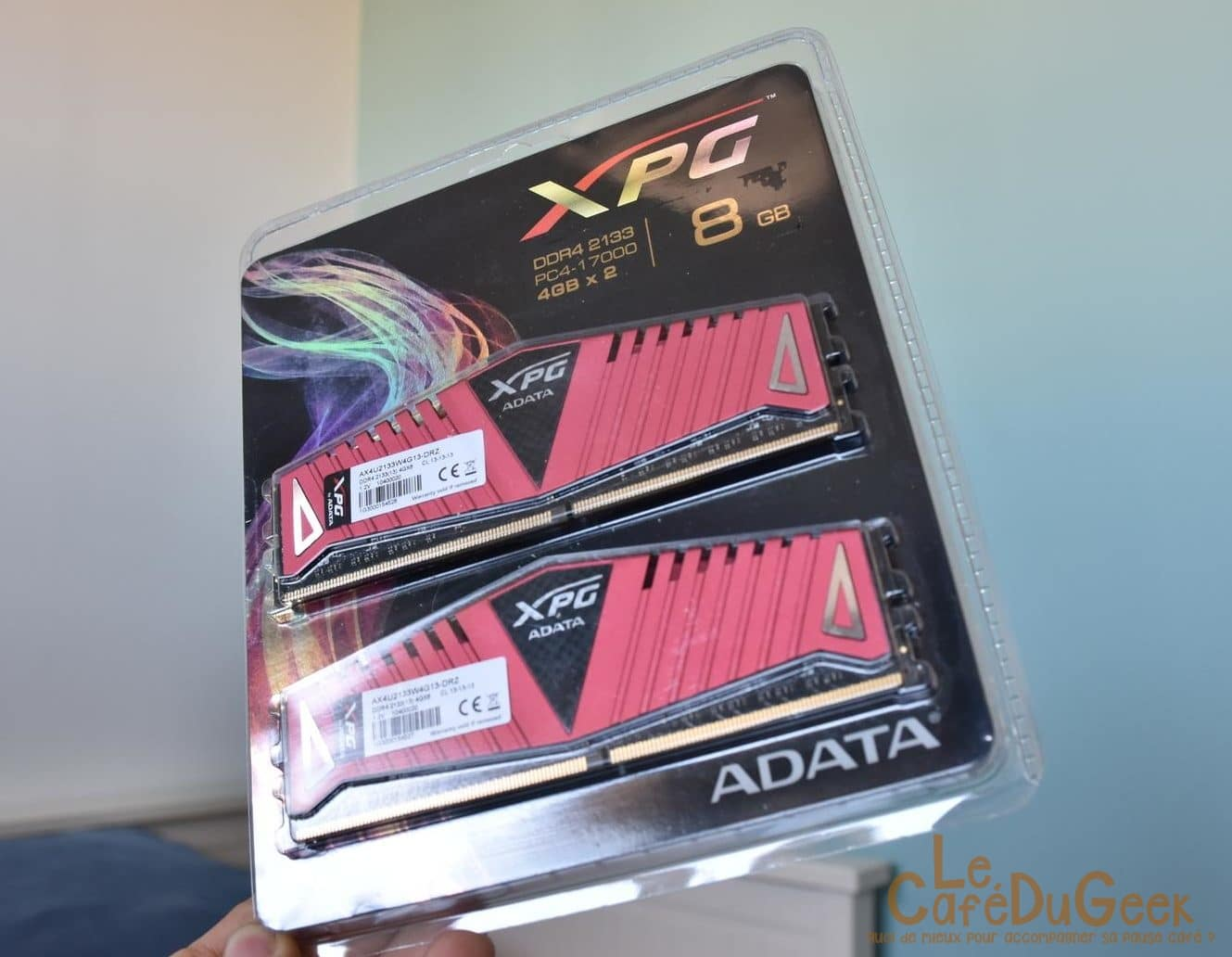 Photo de [TEST] RAM XPG Z1 ADATA, la puissance en DDR4