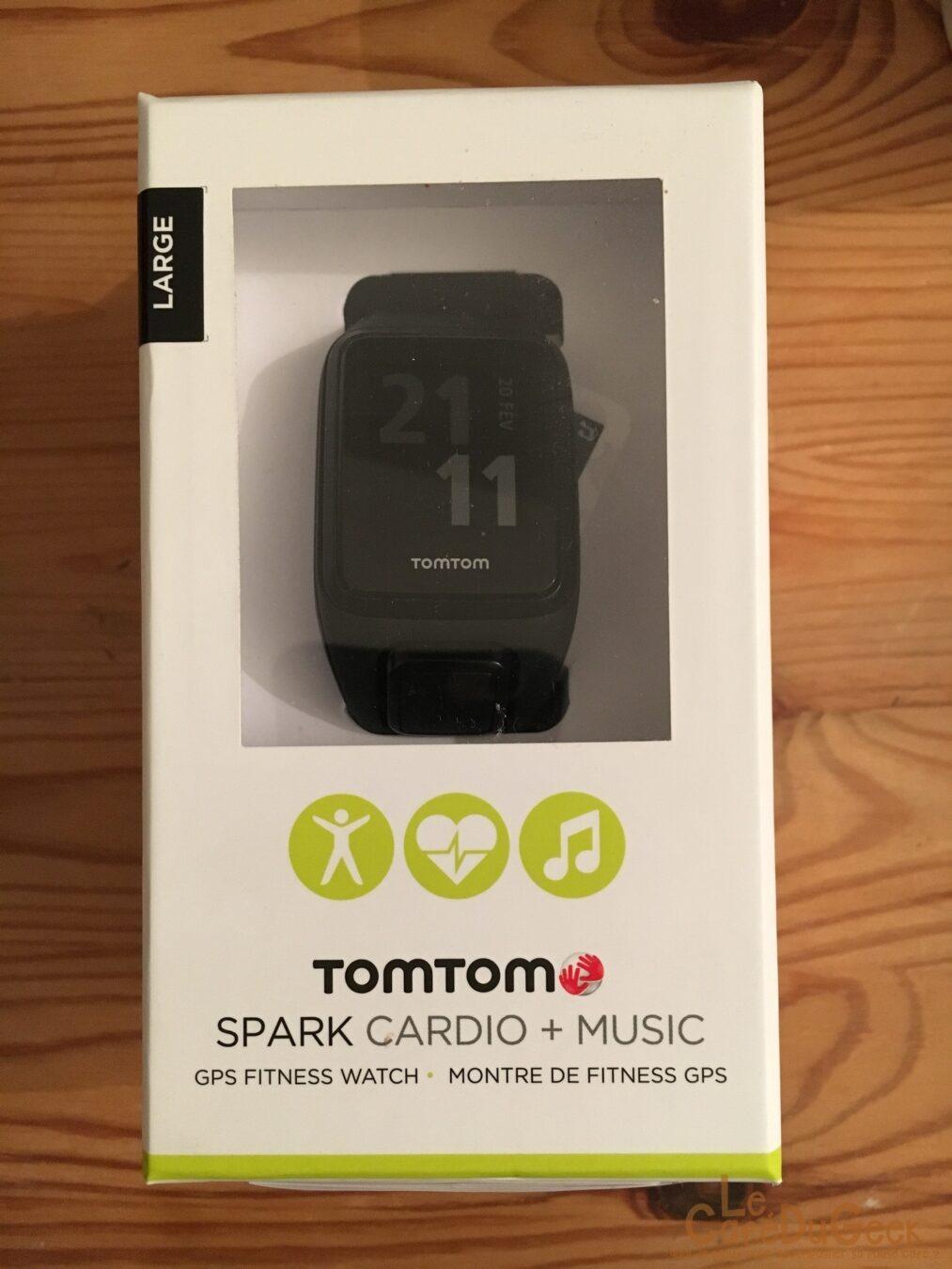 Photo of [TEST] Montre Running TomTom Spark 2, de la Cardio en Musique !