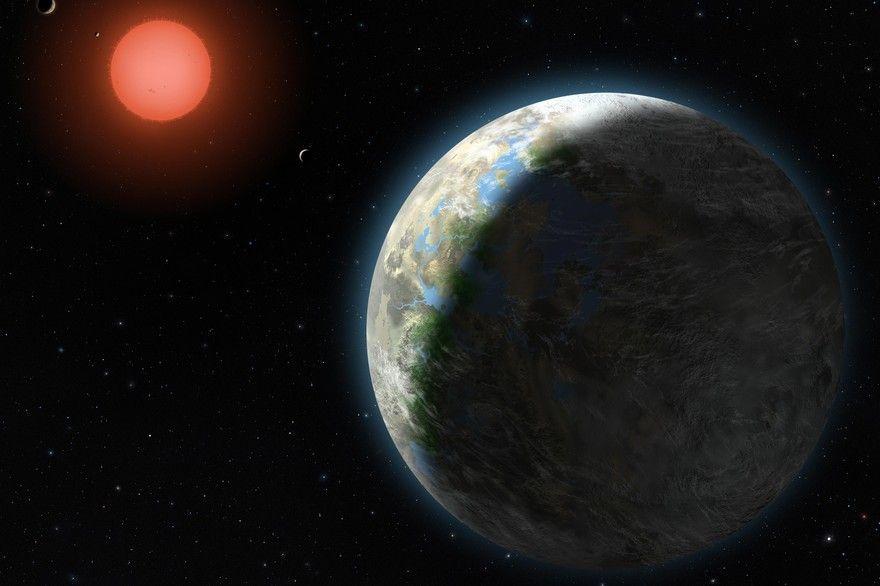 Photo de [Buzz et Clair] La NASA annonce la découverte de trois planètes habitables