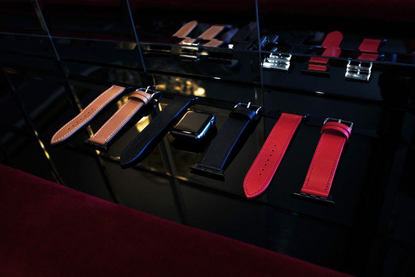 Photo de [NEWS] Noreve lance ses bracelets en cuir destiné à l'Apple Watch