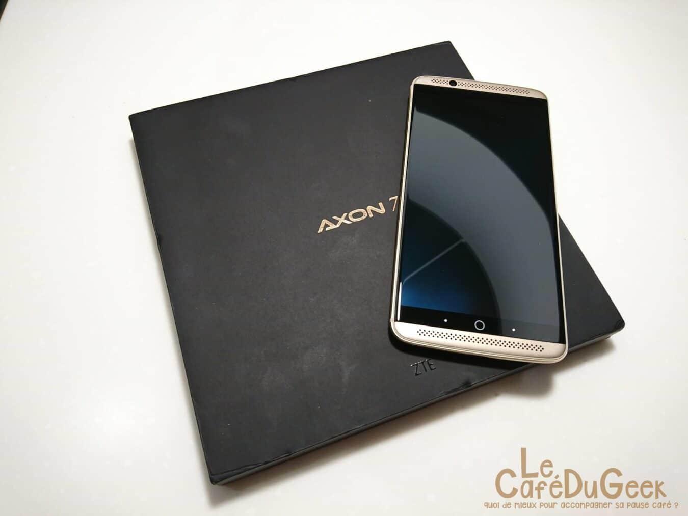 Photo de [TEST] ZTE Axon 7 – Un smartphone presque parfait