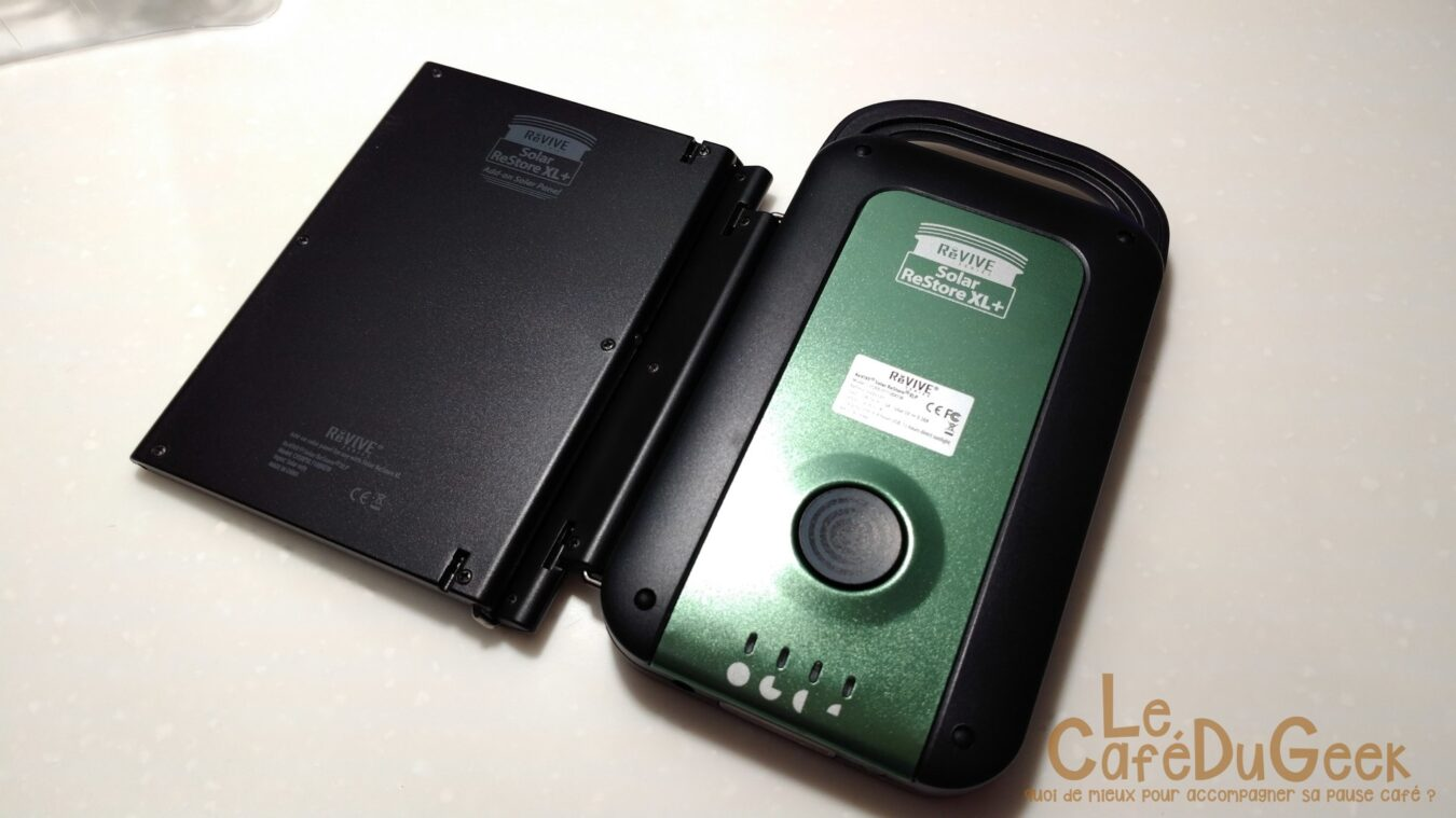 Photo de [TEST] Accessory Power – ReVIVE Solar ReStore XL – La batterie solaire par excellence