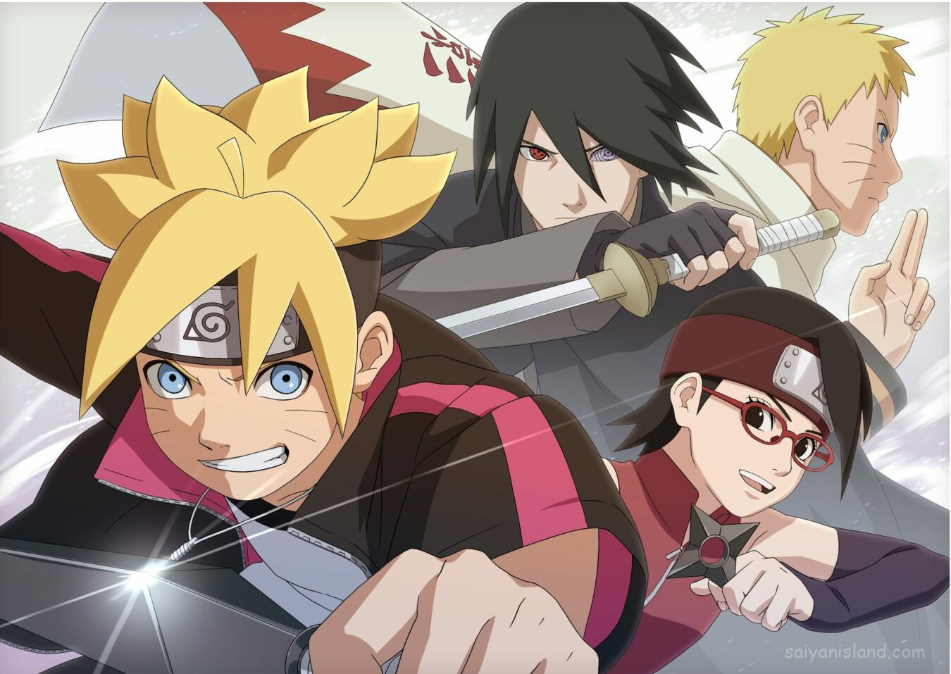 Photo de [TEST] Naruto Shippuden Ultimate Ninja Storm 4 : Road To Boruto