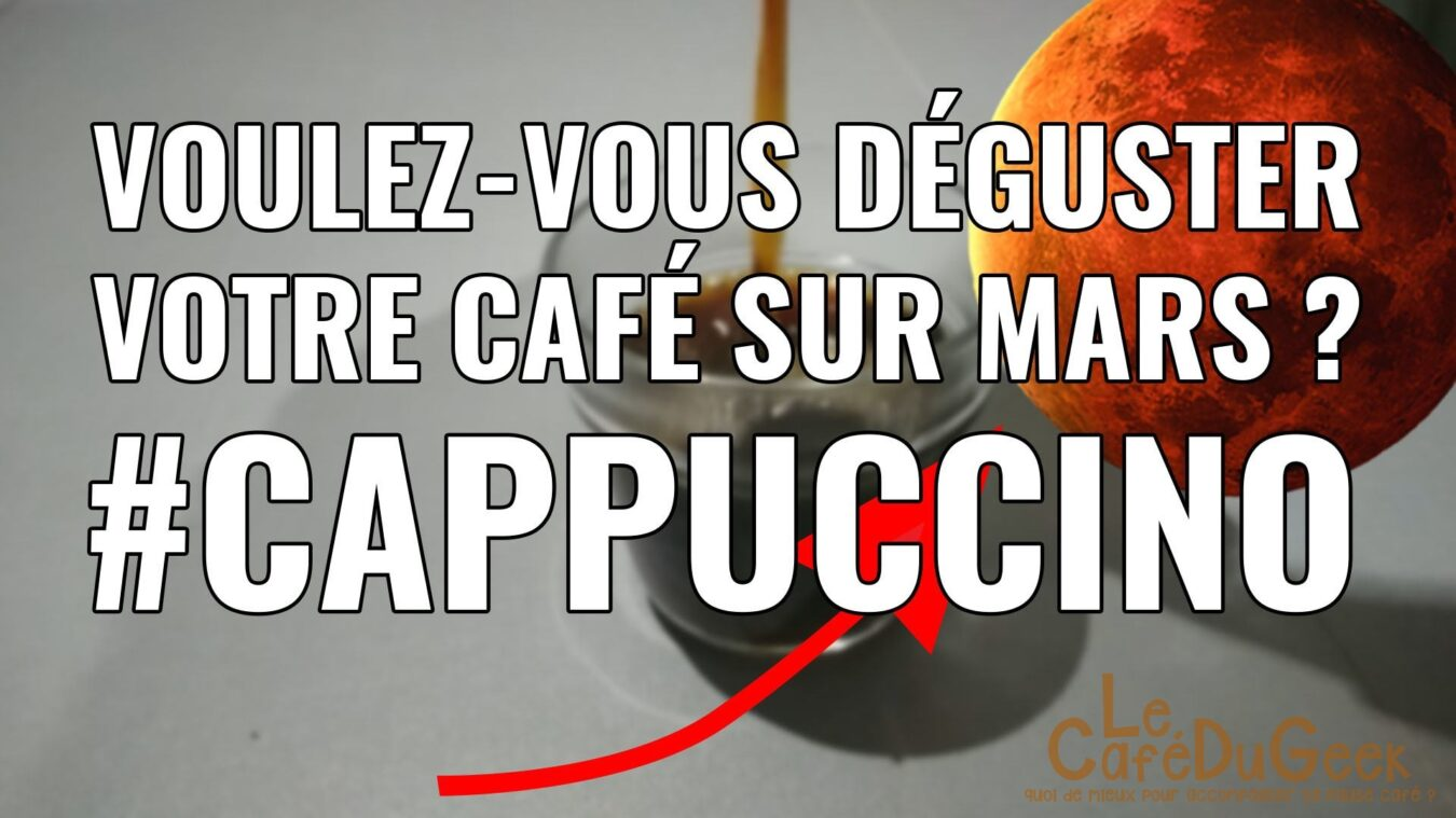 Photo of Un nouveau Cappuccino à savourer sur YouTube