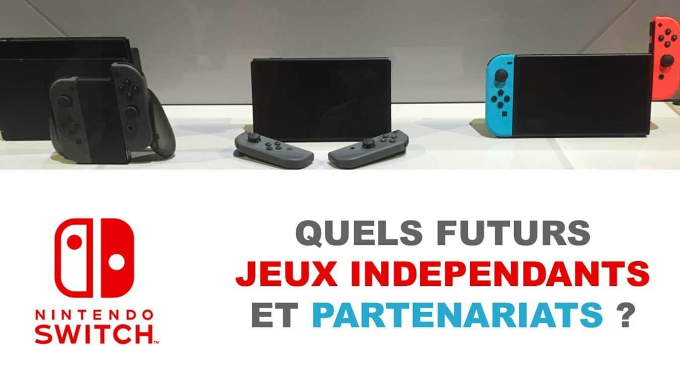 Photo of [NEWS] Nintendo Switch – Prévision sur les jeux indépendants et partenariats à venir ?