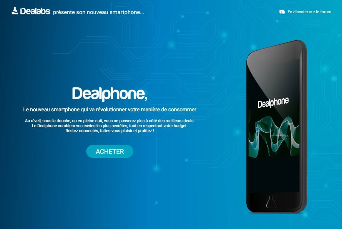 Dealphone