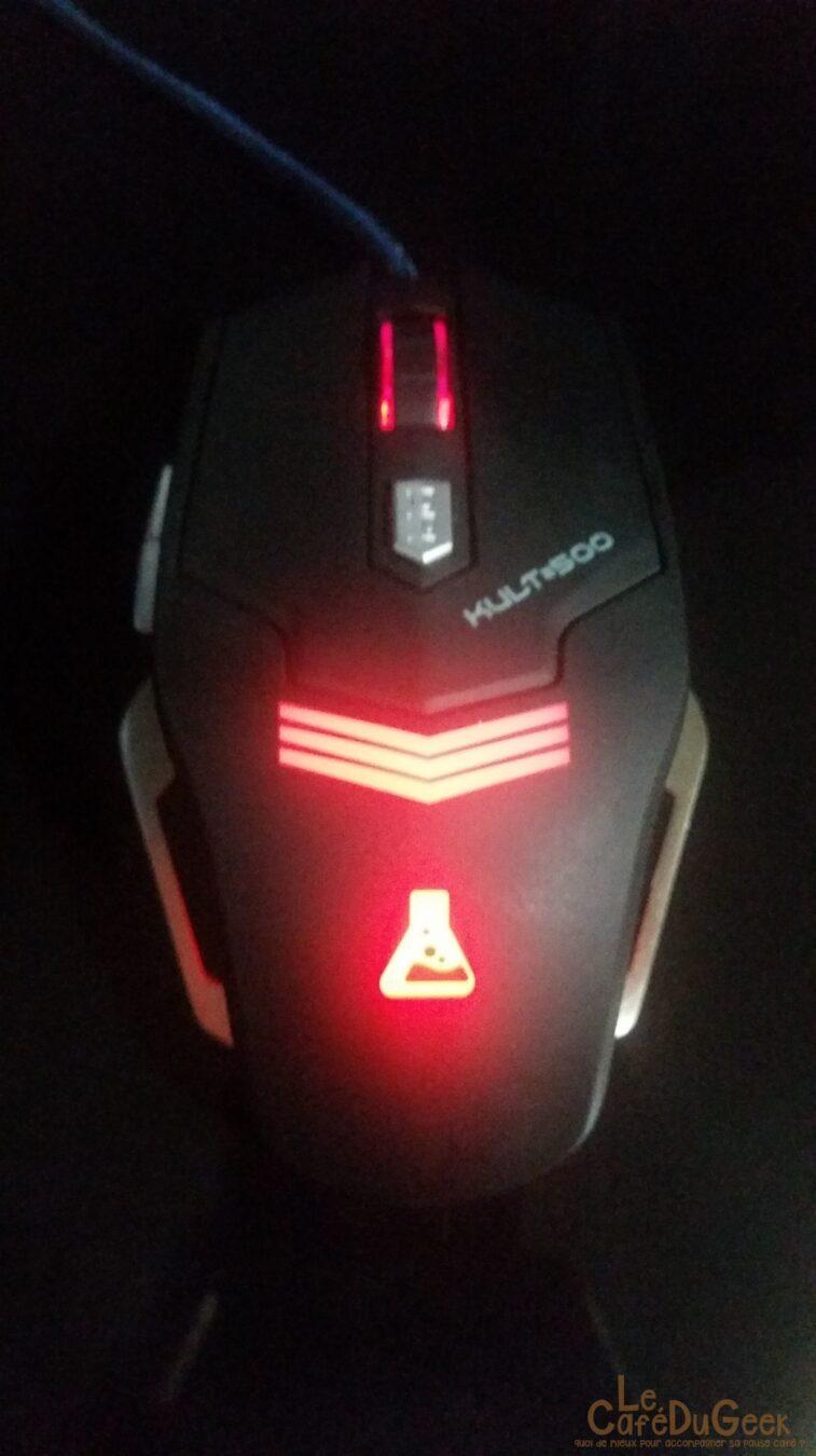 Photo of [Test] Souris gaming G-Lab KULT 500