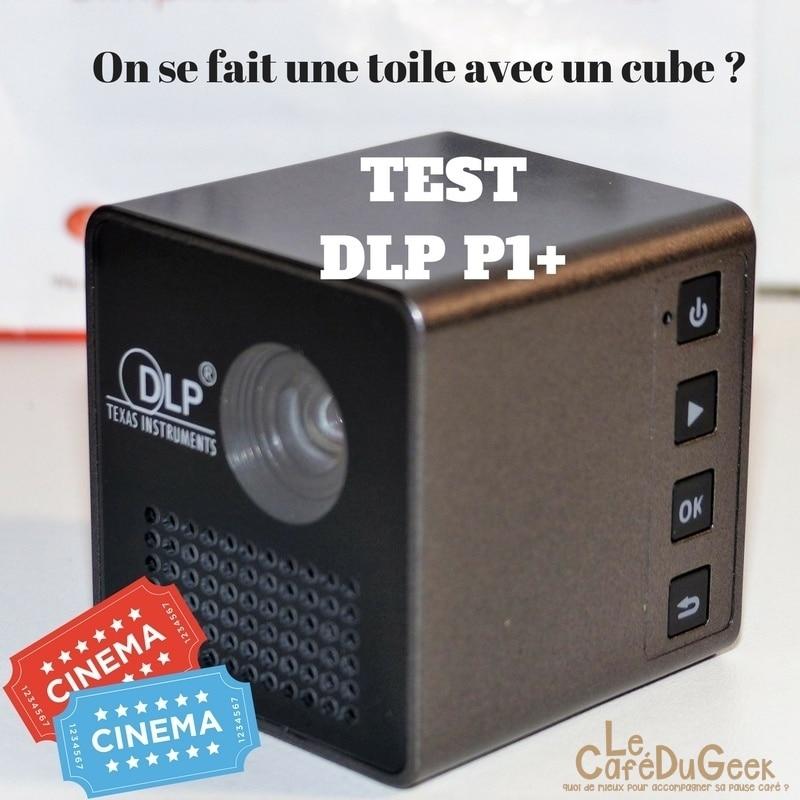 Photo de [TEST] Mini Pico Led P1+, une salle de cinéma dans la poche