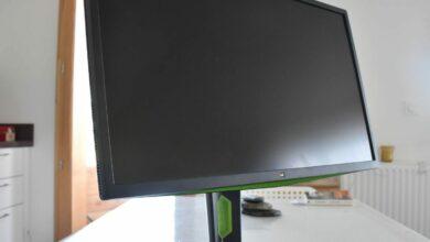 Photo of Le Viewsonic XG2703-GS, une bête de puissance !