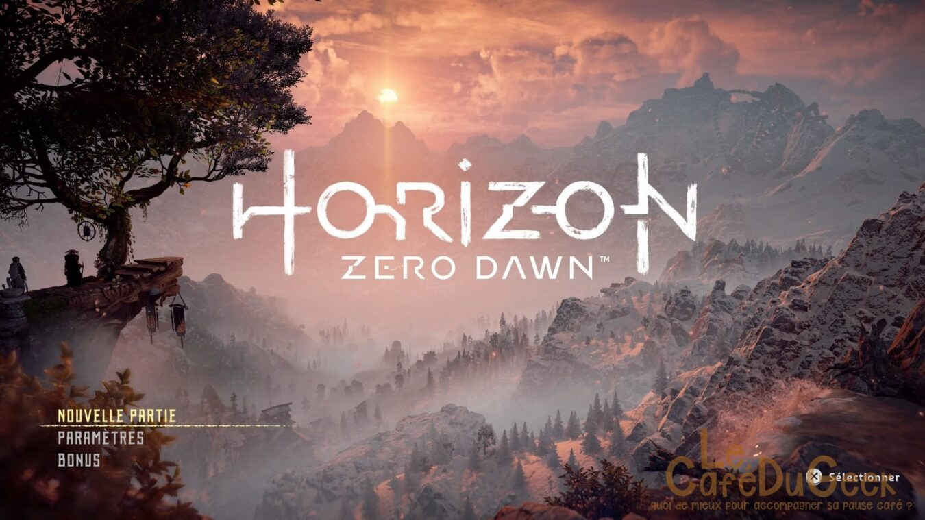 Photo de Horizon Zero Dawn, le must have de Playstation 4