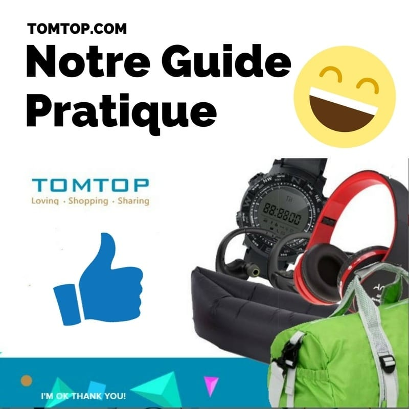 Photo de Comment bien acheter sur Tomtop.com et profiter des promo ?