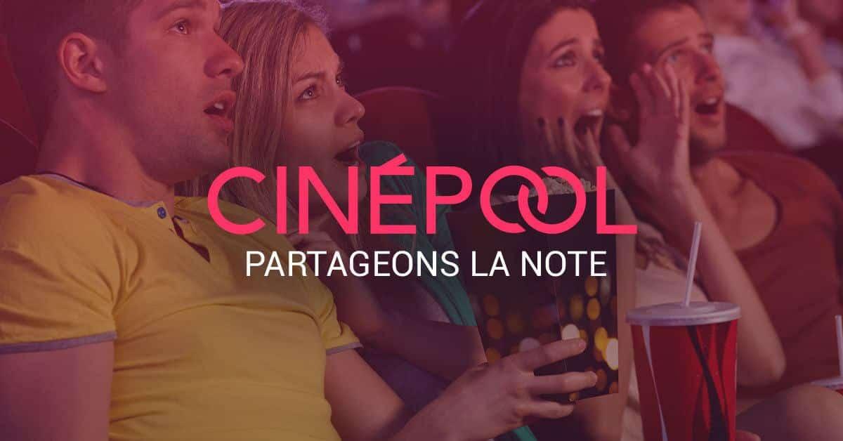 Photo of [New App] Cinépool, l'app pour aller au cinéma à moindre coût