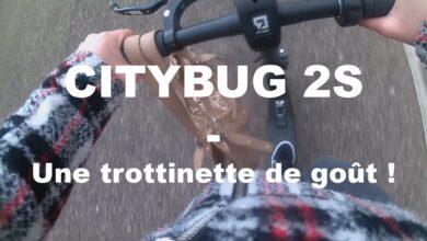 Photo of CITYBUG – La trottinette électrique, pour aller plus vite que Speedy Gonzales ©