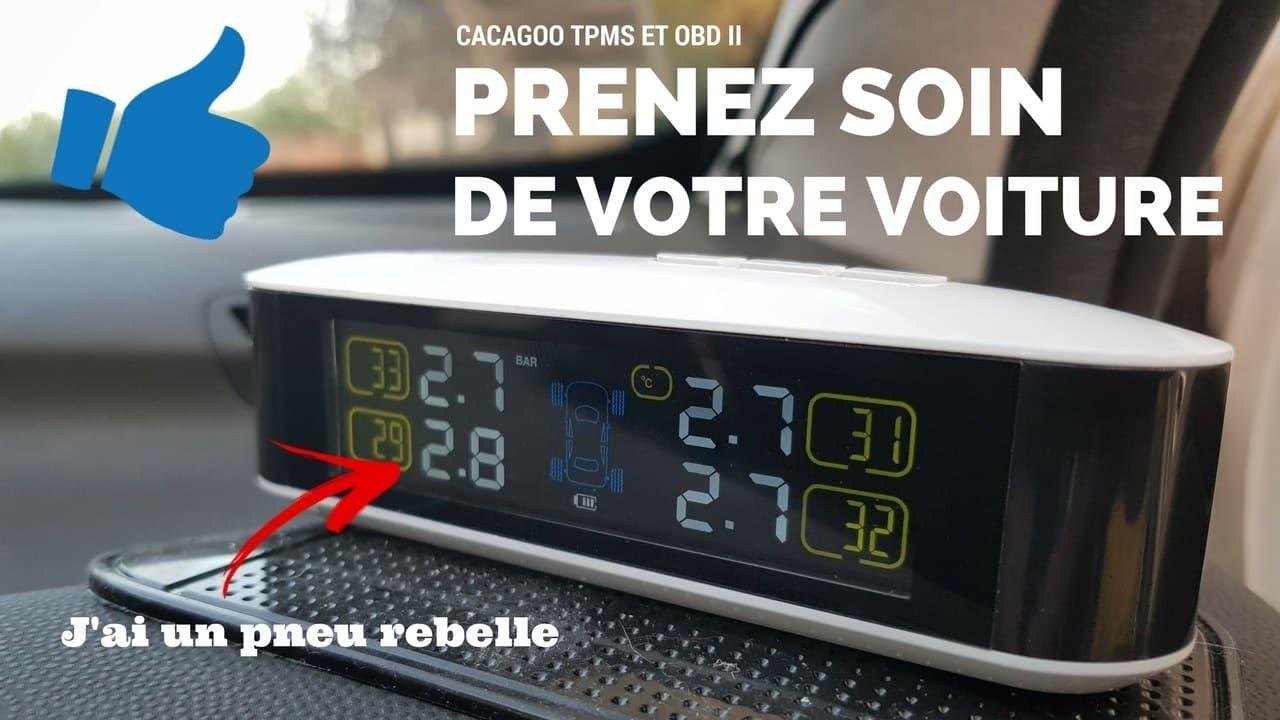 Photo de [TEST] CACAGOO, deux produits utiles pour votre voiture
