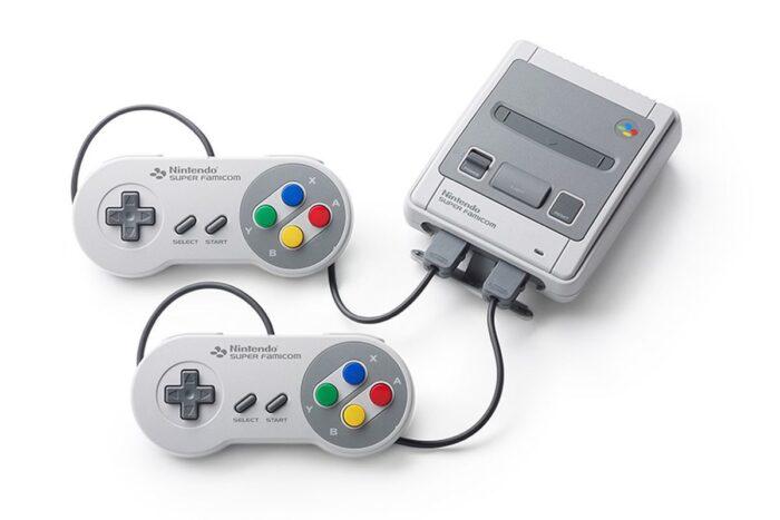 Super Nintendo Mini
