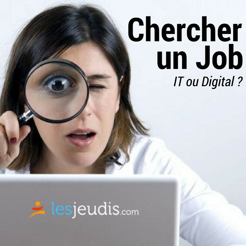 Photo de Comment trouver un job de Chef de projet IT ou Web ?