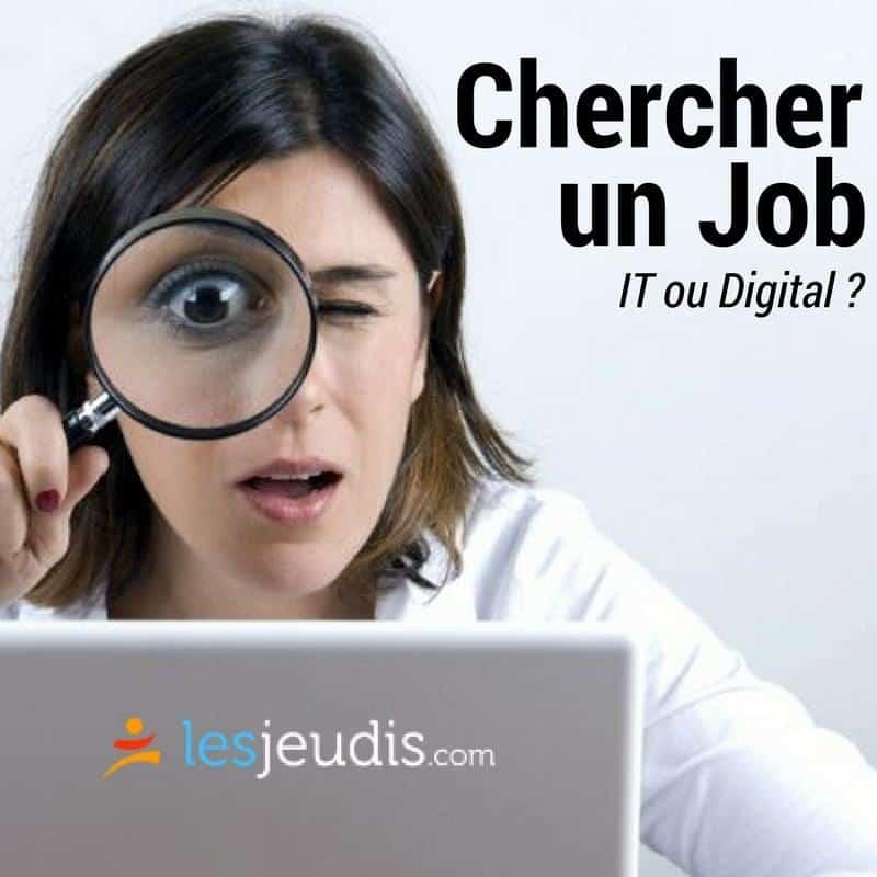Photo de Comment trouver un job de Chef de projet IT ou Web ?