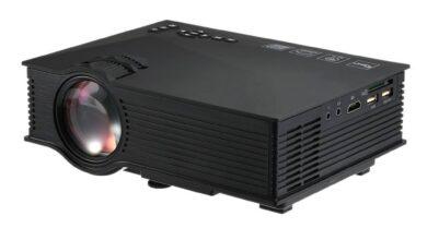 Photo of [TEST] Vidéo projecteur LED UC 46, le cinéma à la maison