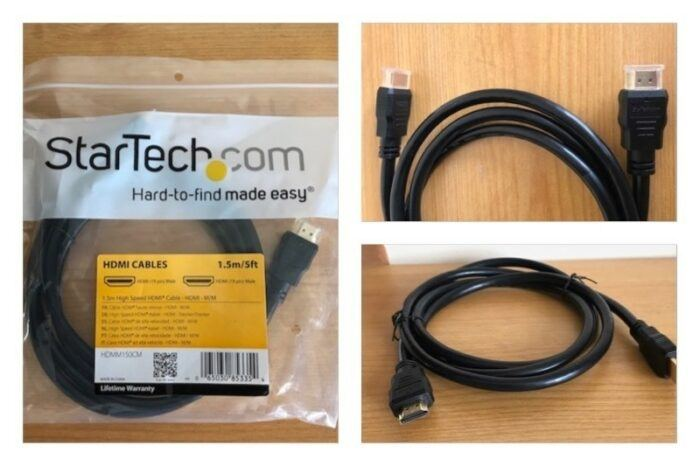 câbles Startech