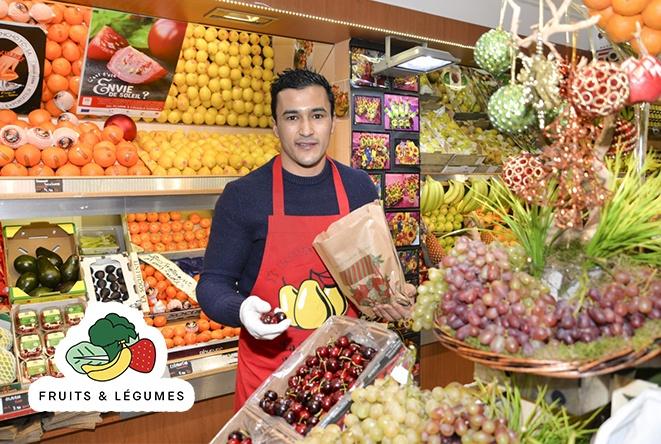Photo de Epicery vous livre les produits des commerçants locaux