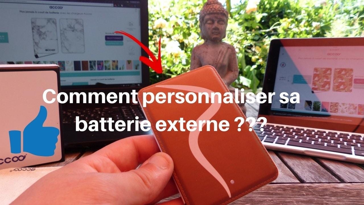 Photo of [TEST] J'ai personnalisé ma batterie externe ACCOO