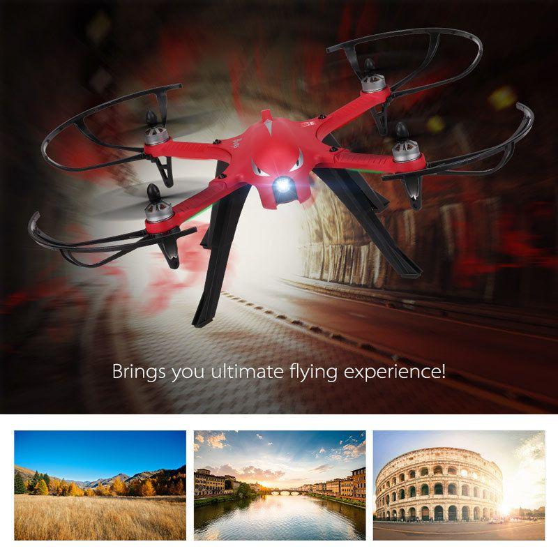 Photo de [TEST] MJX BUGS 3, le drone surpuissant pour votre GoPro