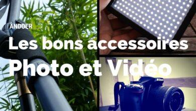 Photo of [TEST] Andoer, des accessoires pour photographes et vidéastes