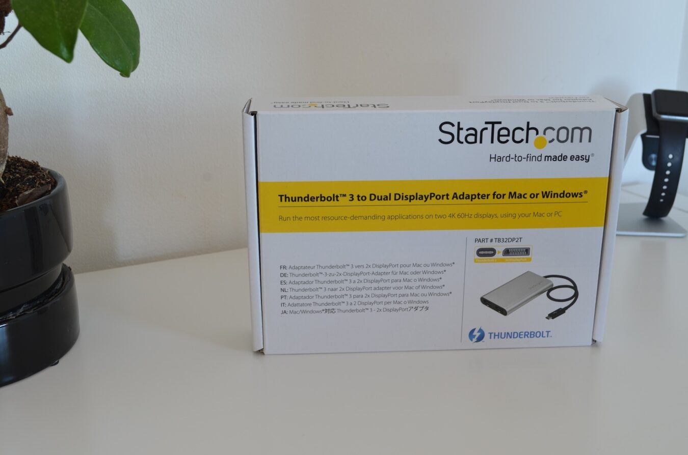 Photo of [TEST] Startech – Un Adaptateur Thunderbolt 3 pour HDMI ou DVI
