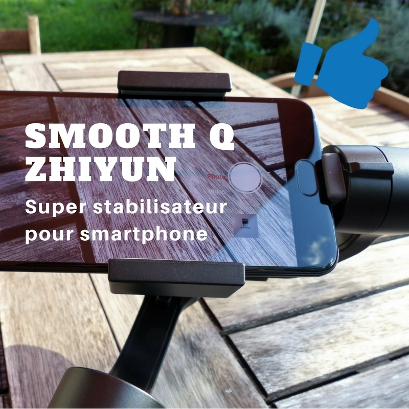 Photo of [TEST] Smooth Q de Zhiyun, le Osmo Mobile Killer