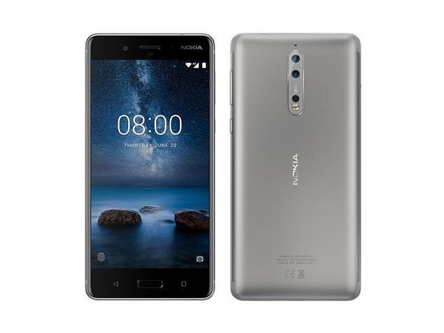 Photo de Nokia 8 – Le retour du constructeur dans le haut de gamme #Buzzetclair