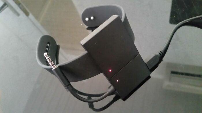 Basslet charging