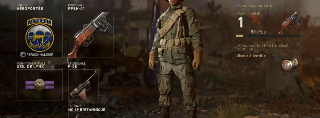 World War II classe