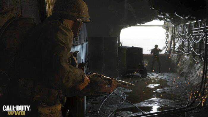CoD : World War II 1