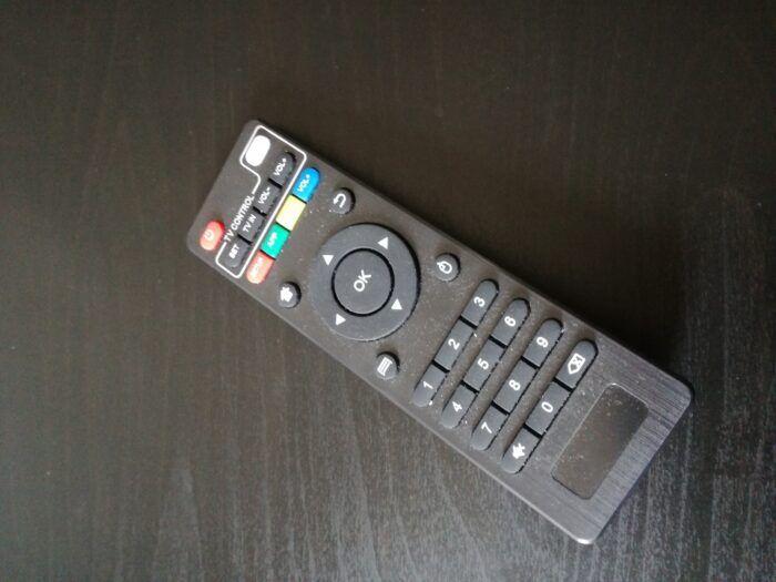 Télécommande H96 Pro