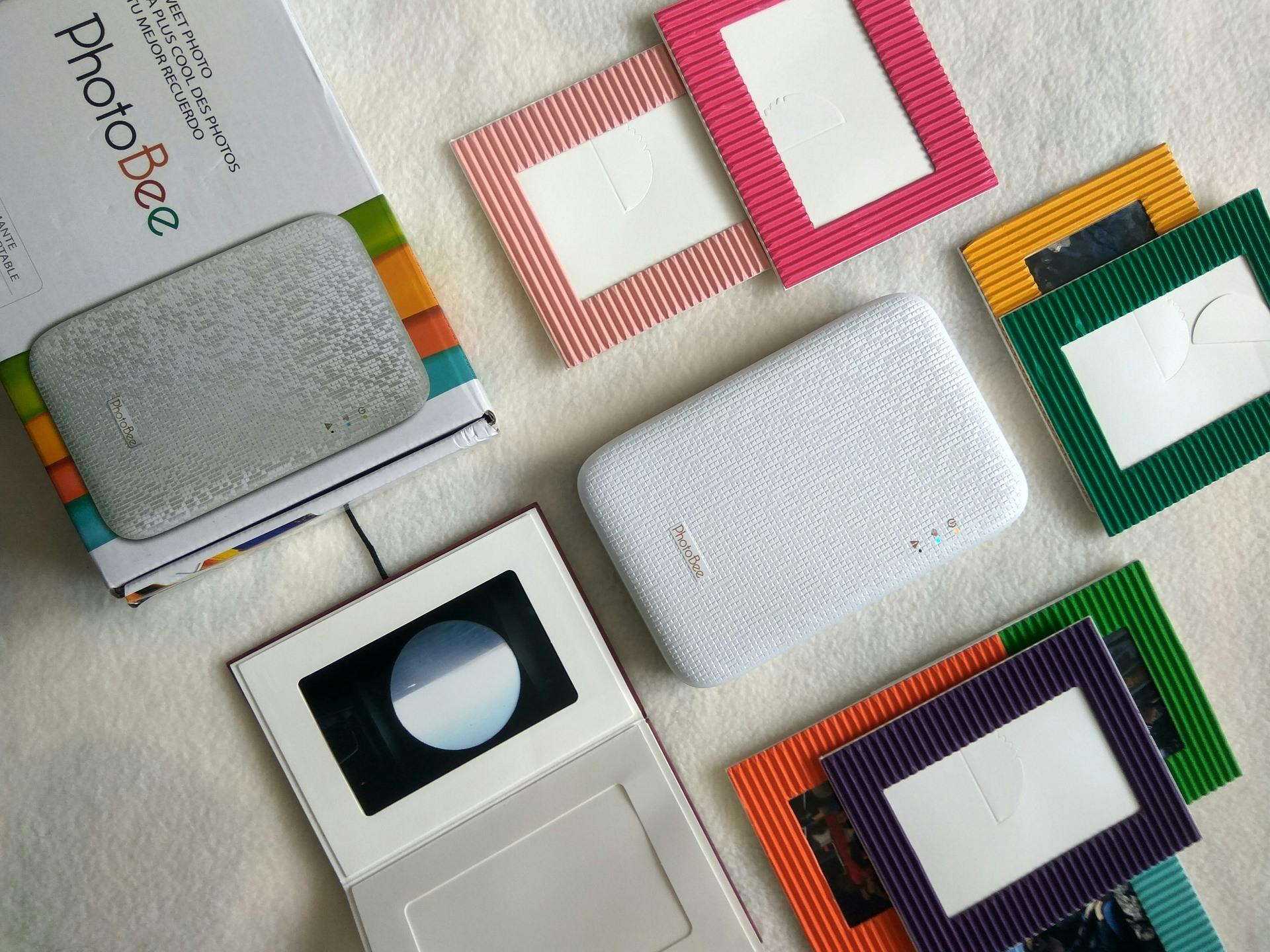 test photobee l 39 imprimante nomade d brouillarde le caf du geek. Black Bedroom Furniture Sets. Home Design Ideas