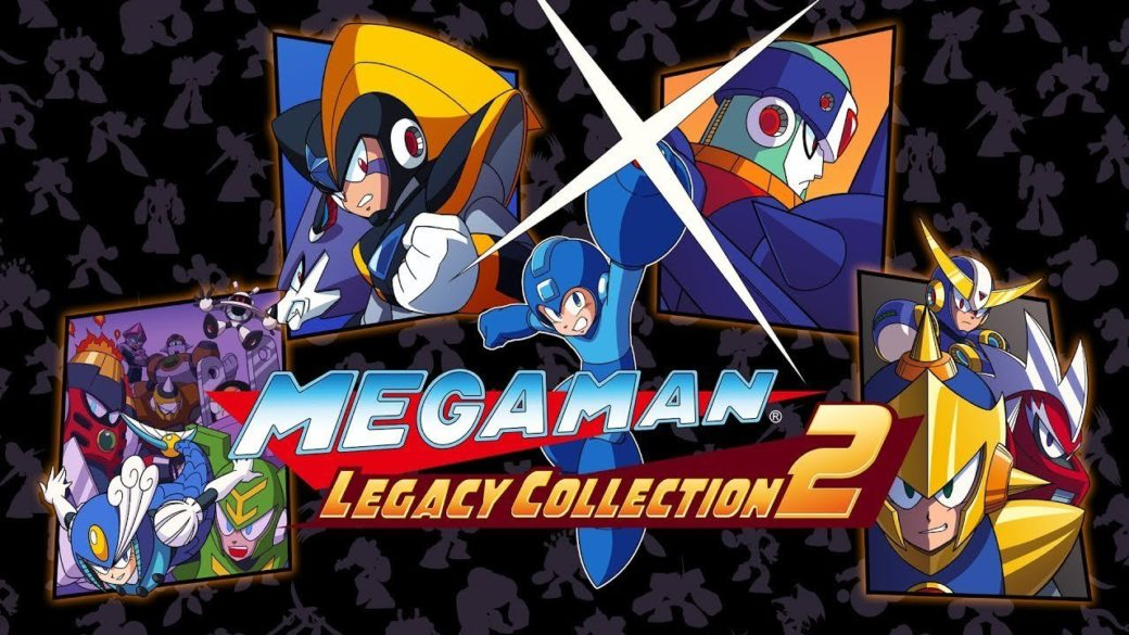 Photo de [TEST] Megaman Collection Legacy 2 – Oldschool is beautiful