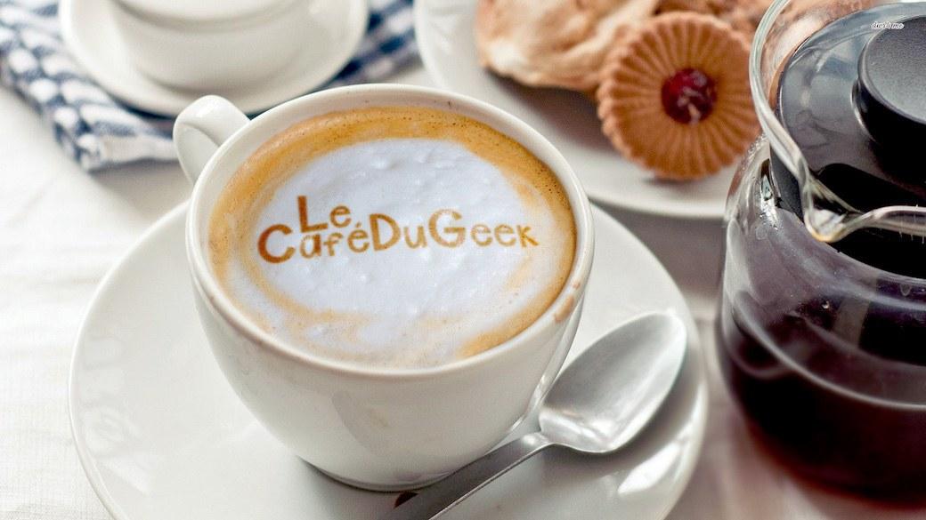 Photo de Une nouvelle ère pour Le Café du Geek à l'aube de ses 6 ans