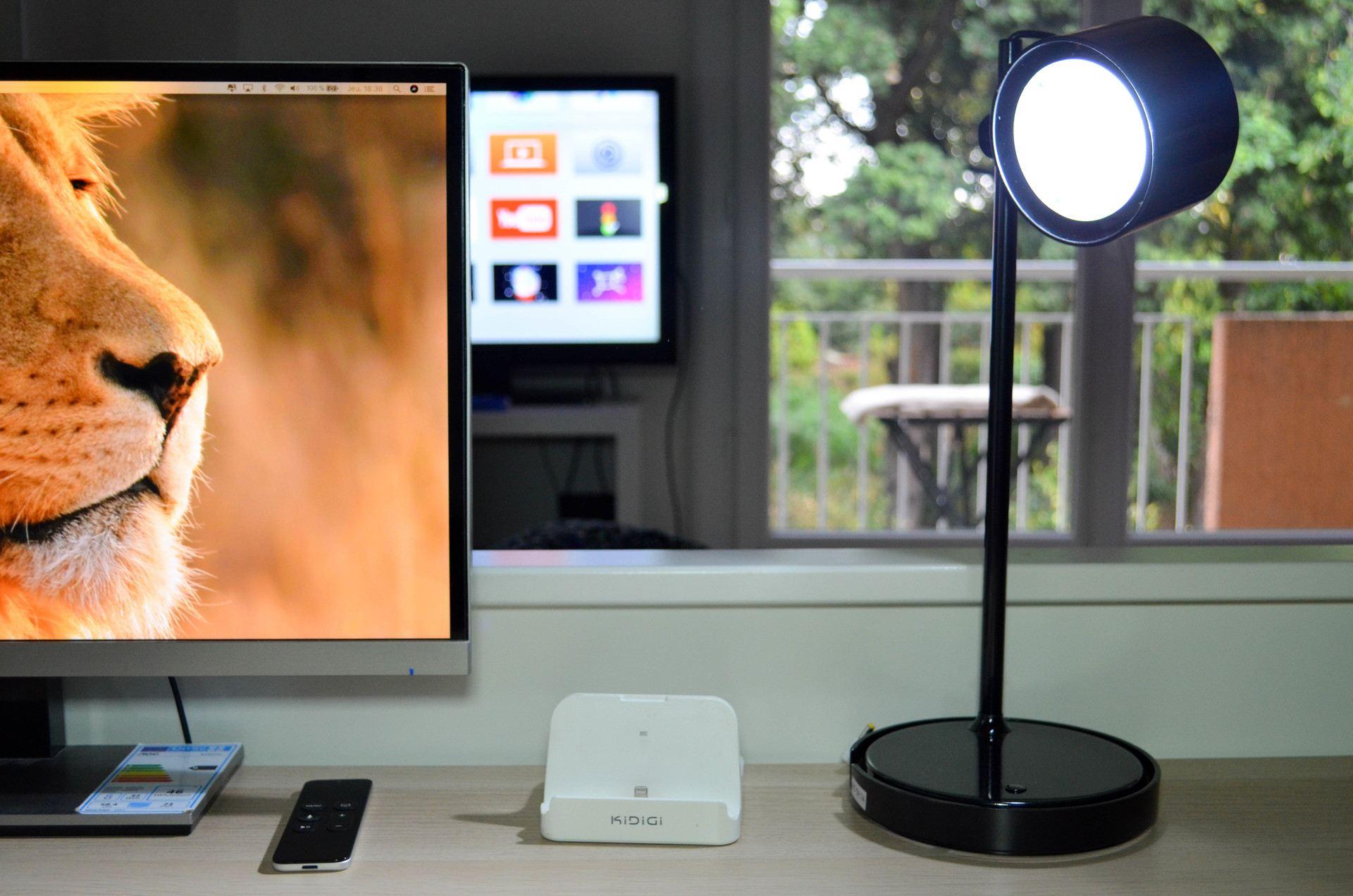 Une Seule Test Et Lampes IdualDes TélécommandeLcdg Colorées W2IE9DH