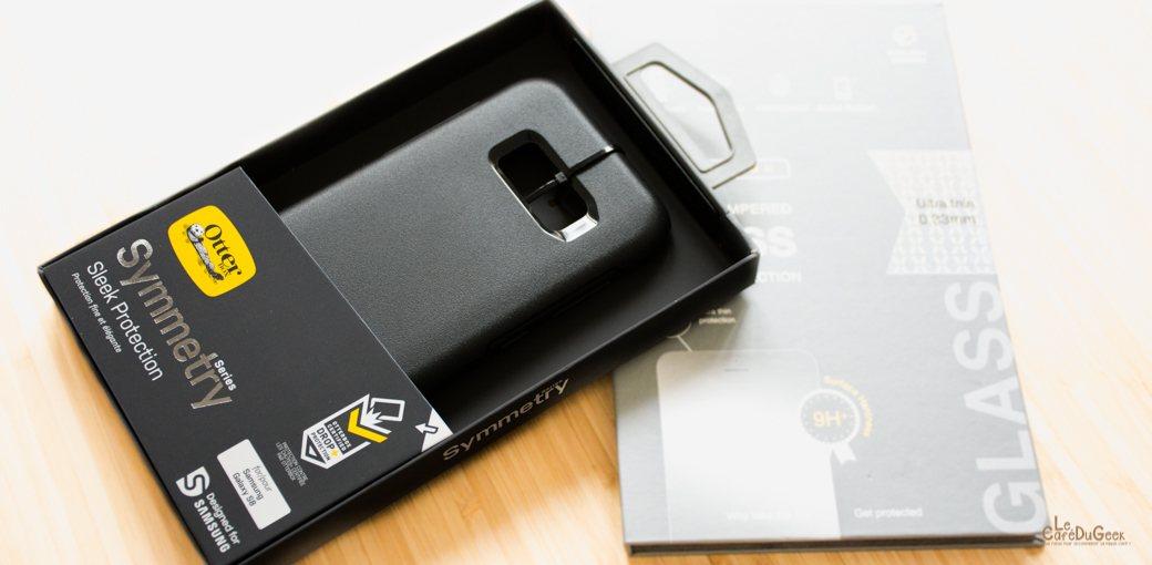 Photo de TEST – Otterbox Symmetry: La meilleure coque pour votre Galaxy S8 !