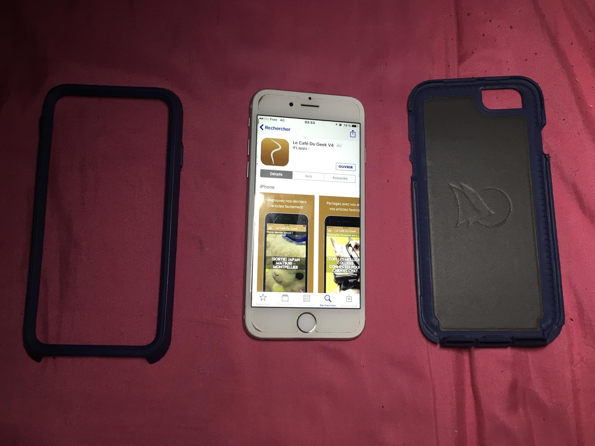 coque indestructible iphone 6